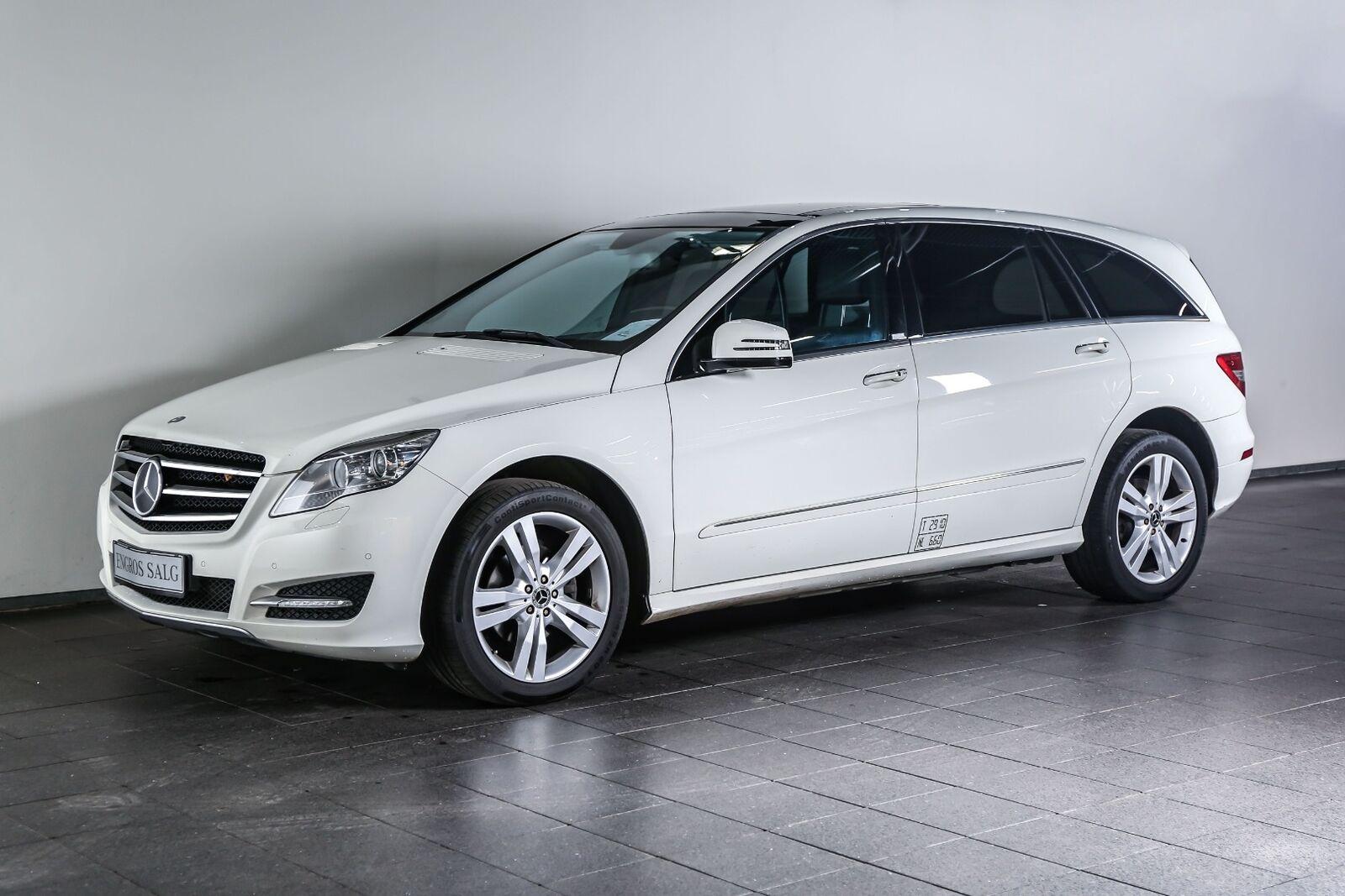 Mercedes-Benz R350 3,0 CDi aut. 4-M lang Van