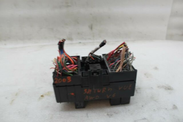 2003 saturn vue fuse box cover saturn 22685685 for sale online ebay  saturn 22685685 for sale online ebay