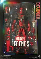 Marvel Legends Series Deadpool 12 Inch Action Figure Brand New Free Shipping