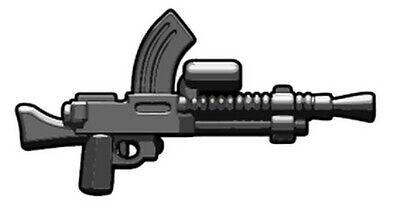 BrickArms Black StG44 Machine Gun Weapons for Brick Minifigures