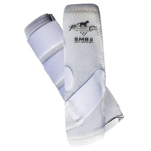 Professional's Choice SMBII Boots WHITE Prof SMB  LARGE L Prof Pro Sport Boots  gorgeous
