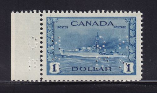 Canada Scott # O262 XF OG never hinged nice color cv $ 250! see pic!