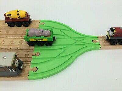 OUT of TRACK IKEA Floor Ramp Train Track for Thomas Brio Pick Your COLOR!
