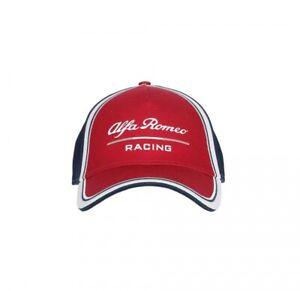 Alfa-Romeo-Racing-Team-Hat