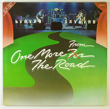 """2 x 12"""" LP - Lynyrd Skynyrd - One More From The Road - B3617 - washed & cleaned"""