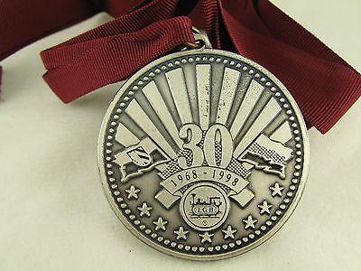 LGB Medallion