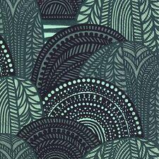 Marimekko Vuorilaakso grey paper lunch napkins new 20 in pack