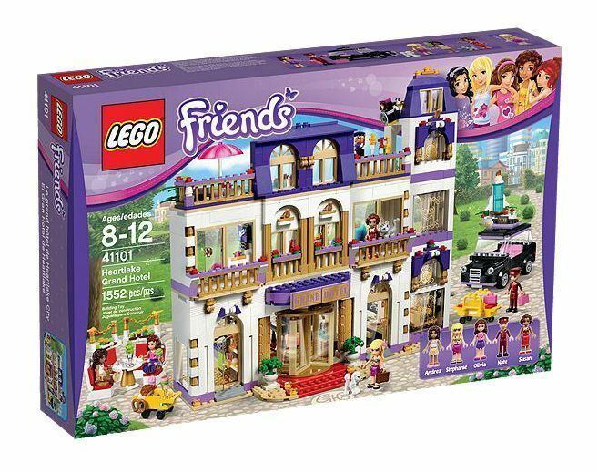 LEGO ® Friends 41101 Heartlake GRAND HOTEL NUOVO OVP NEW MISB NRFB