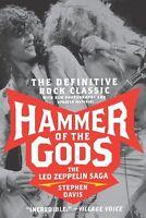 Hammer Of The Gods: The Led Zeppelin Saga By Stephen Davis, (paperback), It Book on Sale