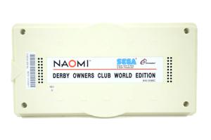 840-0088C D Cartridge Sega Naomi Derby Owners Club World Edition Rev