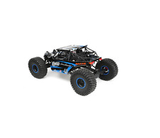 Losi Rock Rey 1/10 4WD RTR Electric  (Blue)w/2.4GHz Radio & AVC LOS03009T2
