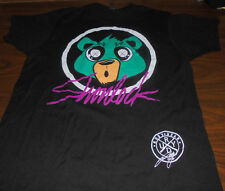 Rudy Bear shirt size Large L Shorlock RARE Black Sherlock established 1989 89