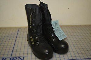 mickey mouse boots black unused 9 R bata unused new rubber w//valve military