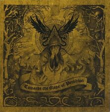 Blaze of Perdition-Towards the Blaze of Perdition CD it is raw and extreme