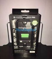 Authentic Mophie Juice Pack Pro Battery Case Iphone 4s/4-2500mah-black Sealed