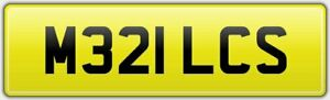 MALCS-BARGAIN-CAR-REG-NUMBER-PLATE-M321-LCS-FEES-PAID-MALC-MALCOLM-MALCY-MAL