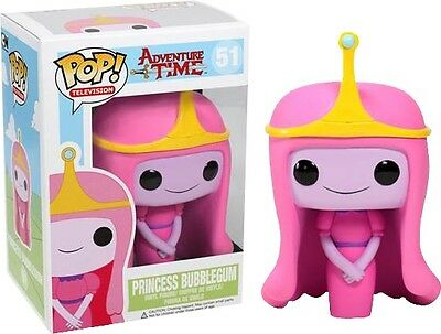 Adventure Time - Princess Bubblegum Pop! Vinyl Figure * NEW * Funko