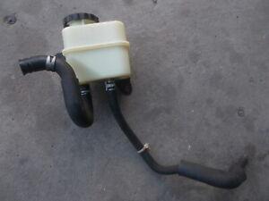TOYOTA  ARISTO 2JZGTE radiator hydraulic fan fluid reservoir tank bottle sec/h