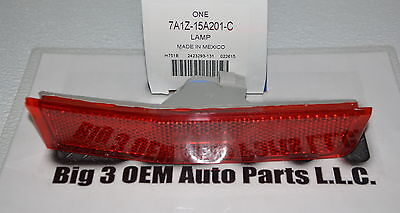2007-2010 Lincoln MKX LH Driver Side Front Marker Lamp new OEM 7A1Z-15A201-B
