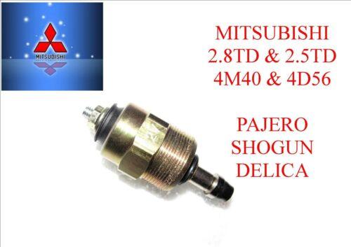 Stop start solénoïde fits mitsubishi pajero shogun delica 2.8TD 2.5TD pompe à carburant