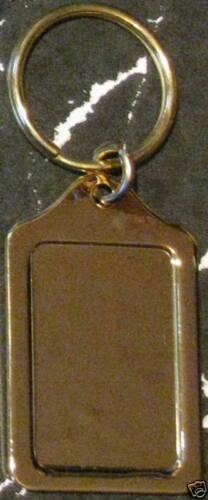 Kingdom of Morocco Solid Brass Key Chain NEW