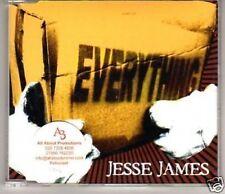 (E463) Jesse James, Everything - DJ CD