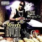 Streets Advocate [PA] by Trae tha Truth/Evil Empire/Trae (CD, Aug-2012, Oarfin)