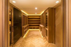 No Heat In This Led Closet Amp Wardrobe Light Kit Walk In