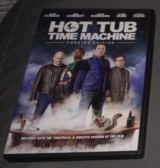 Hot Tub Time Machine (DVD 2010, Chevy Chase, John Cusack ...