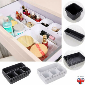 8x-Storage-Organizer-Box-Drawer-Make-Up-Brush-Holder-Storage-Pot-Jewellery-Cover
