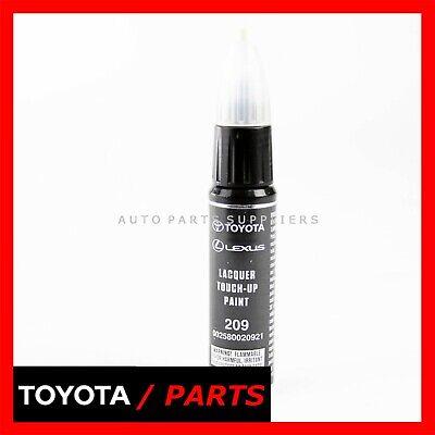 Factory Toyota Black Mica Code 209 Touch Up Paint Pen Paint 00258 00209 21 Oem Ebay