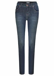 Angels Dolly Jeans Power Stretch Dark Used Buffi