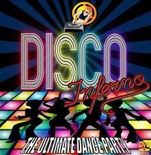 DISCO INFERNO -The Ultimate Party Mix- 120 Minutes Of Disco Hits!!!!!