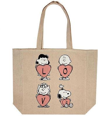 Cotton On Miffy Rabbit Pom Pom Balloon beige cotton tote reusable shopping bag