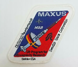 NASA-MAXUS-Microgravity-Research-Patch-4-inches