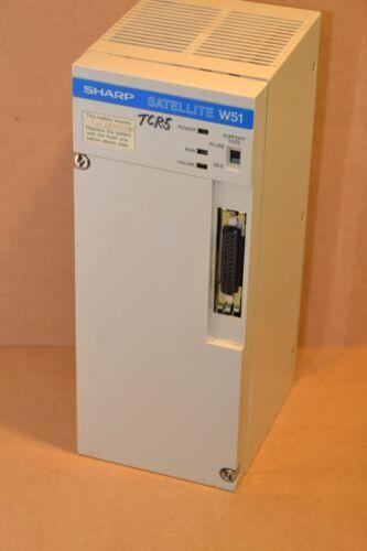 Sharp Satellite W51 PLC Control Unit ZW-501CUS 120V 50//60hz 50W