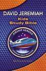 NKJV: Airship Genesis Kids Study Bible by David Jeremiah (Hardback, 2016)