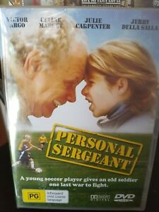 Personal-Sergeant-DVD-New-amp-Sealed-Victor-Argo