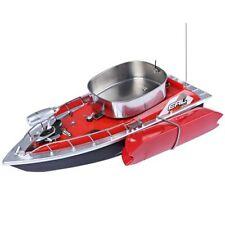 Mini RC Carp Bait Fishing Fish Finder Boat Course 300M Remote Control LED Light