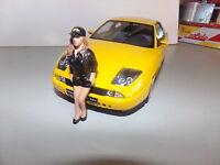 Voiture Miniature 1/18 Otto Fiat Coupe Turbo 20 V De 95