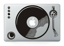 "Cool DJ Turnetable Sticker Viny Decal Skin for Macbook Air/Pro/Retina 13""15""17"""