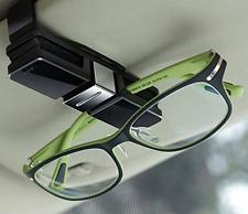 Sunglasses Car Clip Holder Glass Visor Ticket Card Pass Double Clip Holder