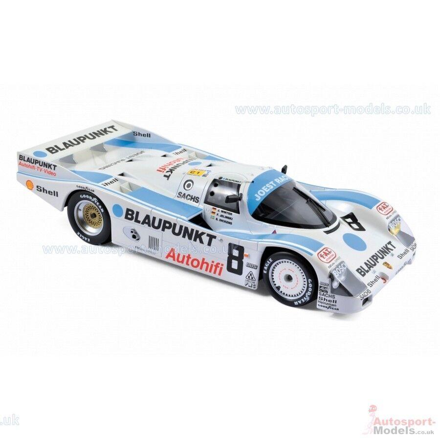 1 18 Porsche 962 C – 3rd lugar Le Mans 1988 – Invierno Jelinski Dickens Norev