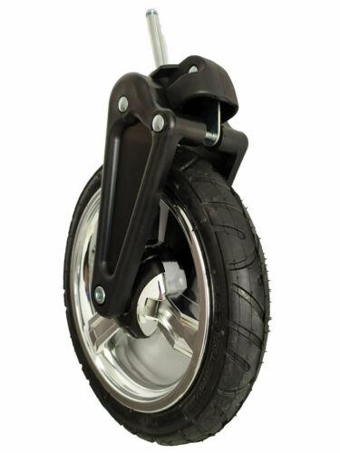 Kinderwagen Vorderrad Schwenkrad Capri ohne Gabel Reifen 225x48 luftbereift