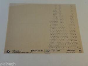 Microfich-Catalogo-de-Piezas-de-Repuesto-BMW-k-100-Rs-16V-Stand-02-1990