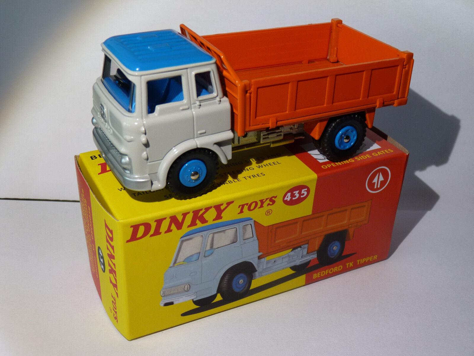 Camion Bedford TK Tipper (Ribaltabile) Ref 435 di di di Dinky giocattoli Atlas 85fd81