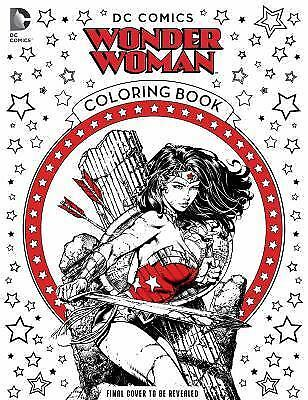 Dc Comics Coloring Book