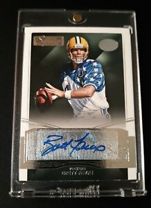 B2-Brett-Favre-Auto-Autograph-Green-Bay-Packers-Vikings-SP-Panini-Football-Card