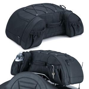 Kuryakyn Black Momentum Hitchhiker Trunk Rack Bag - 5281