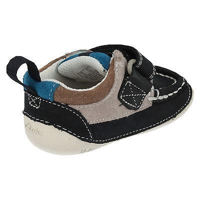Jungen CLARKS Erste Schuhe - Cruiser Deck
